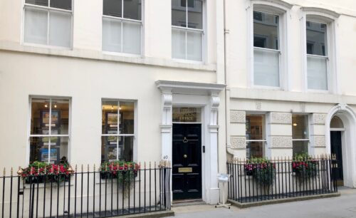 Spence Willard London office