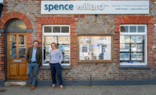 Spence Willard office