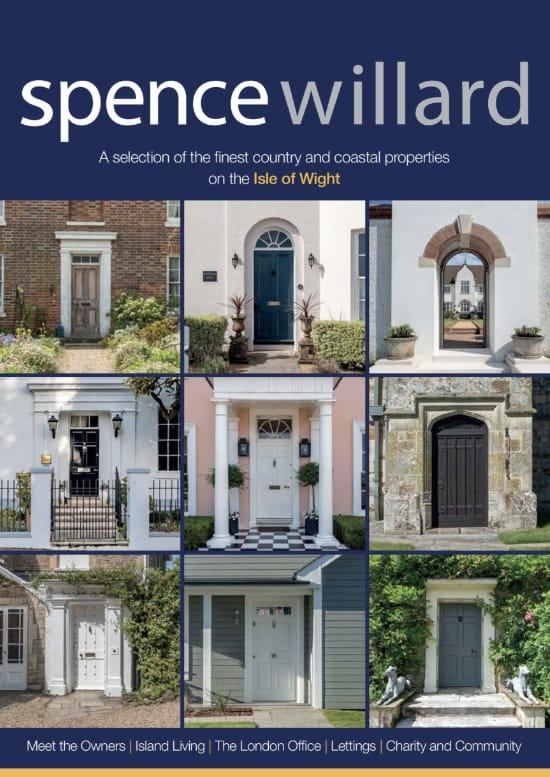 Spence Willard magazine
